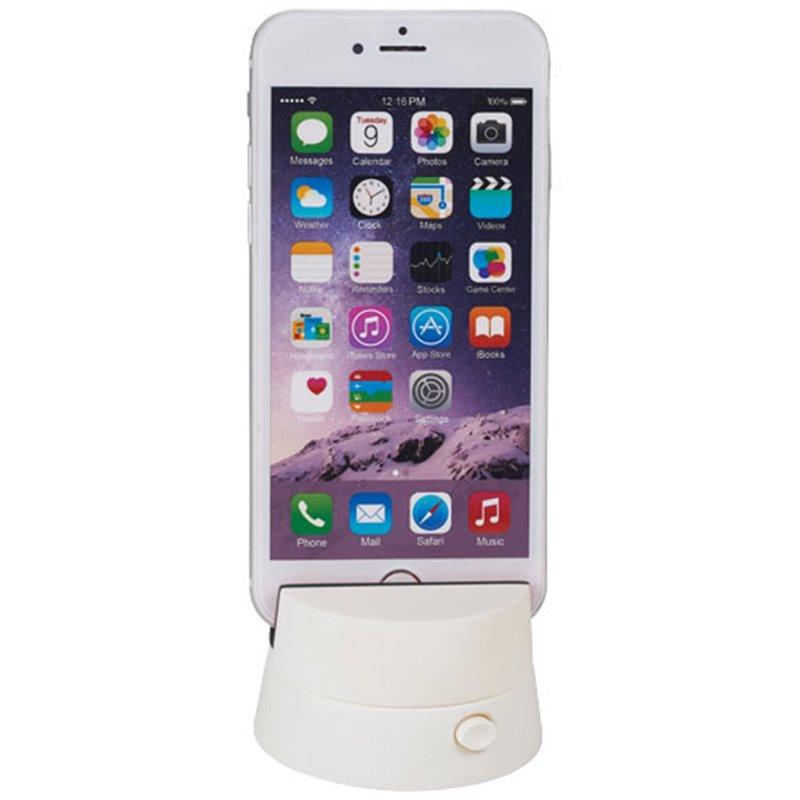Support rotatif de smartphone tablette panaram - Support smartphone bureau ...