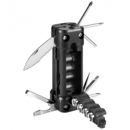 Lampe de poche multi-outil laser 16-en-1