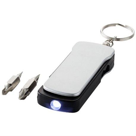 Port-clés torche 6 fonctions Maxx